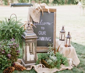 Welcome-зона – место, где рождается атмосфера вашего праздника!