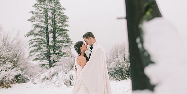 Свадьба зимой 2018-2019. Идеи и советы по организации